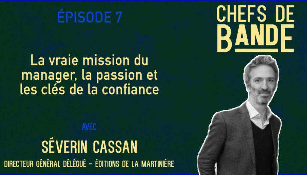 Séverin Cassan